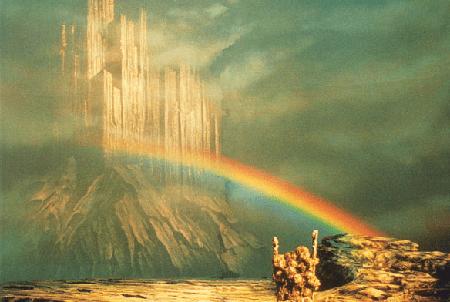 Образы рая в различных мифологиях и верованиях. Часть 1